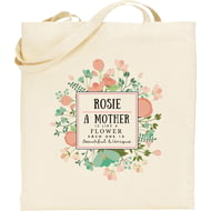 Personalised Beautiful & Unique Tote Bag