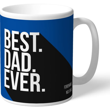 Personalised Reading Best Dad Ever Mug