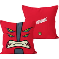 Personalised Ben 10 Four Arms Cushion - 45x45cm