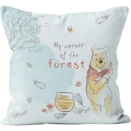 Personalised Winnie The Pooh My Corner Of The Forest Cushion - 45x45cm