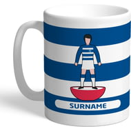 Personalised Reading FC Player Figure Mug