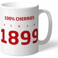 Personalised AFC Bournemouth 100 Percent Mug