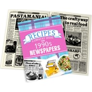 Personalised Recipes & Cooking Ideas From 1990s Newspapers