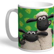 Personalised Shaun The Sheep BAAA Mug