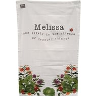 Personalised RHS Tea Towels Set Of 2