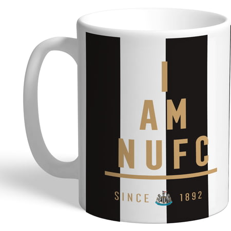 Personalised Newcastle United I Am Mug