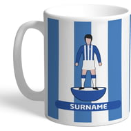 Personalised Sheffield Wednesday Player Figure Mug