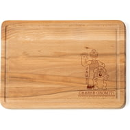 Personalised Wallace & Gromit 'Cheese Gromit' Rectangle Wooden Cheese Board