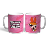 Personalised Powerpuff Girls Blossom Pattern Mug