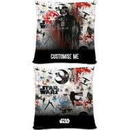 Personalised Star Wars Rogue One Darth Vader Cushion - 45x45cm