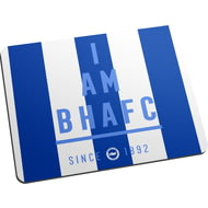 Personalised Brighton & Hove Albion FC I Am Mouse Mat