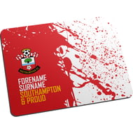 Personalised Southampton FC Proud Mouse Mat