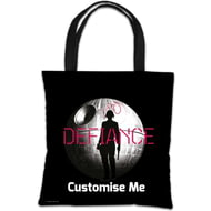 Personalised Star Wars Rogue One Defiance Tote Bag