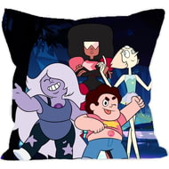 Personalised Steven Universe Guide Cushion - 45x45cm