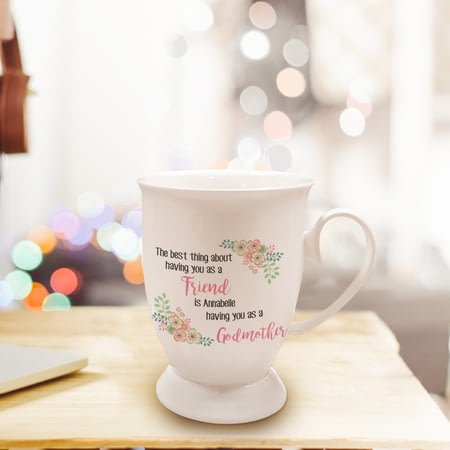 Personalised The Best Thing Marquee Ceramic Mug