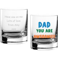 Personalised Dad You Are…Glass Tumbler