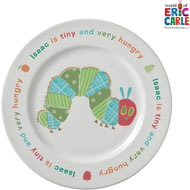 "Personalised Very Hungry Caterpillar Tiny & Very Hungry 8"" Ceramic Plate"