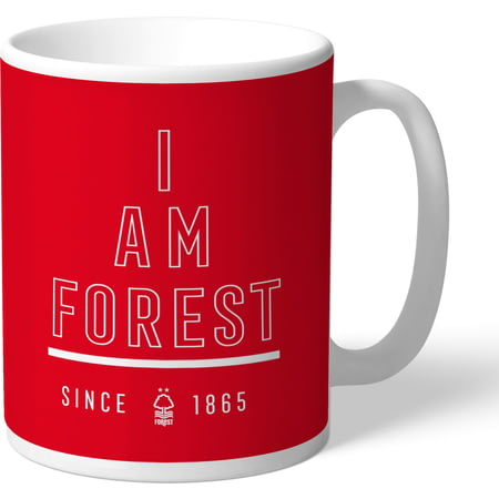 Personalised Nottingham Forest FC I Am Mug