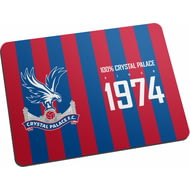 Personalised Crystal Palace FC 100 Percent Mouse Mat