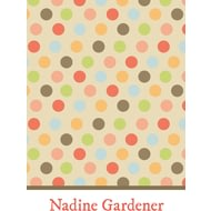 Personalised Mad For Dots Notebook