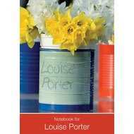 Personalised Host Of Golden Daffodils Notebook