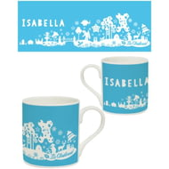 Personalised In The Night Garden Christmas Balmoral Mug