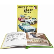 Personalised The Mid-life Crisis Classic Ladybird Book
