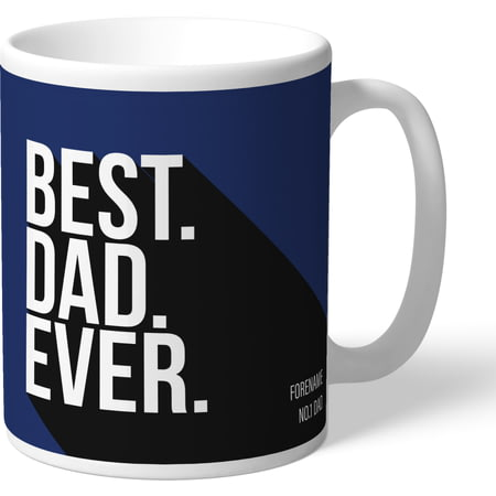 Personalised West Bromwich Albion Best Dad Ever Mug