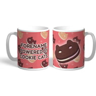 Personalised Steven Universe Cookie Cat Mug