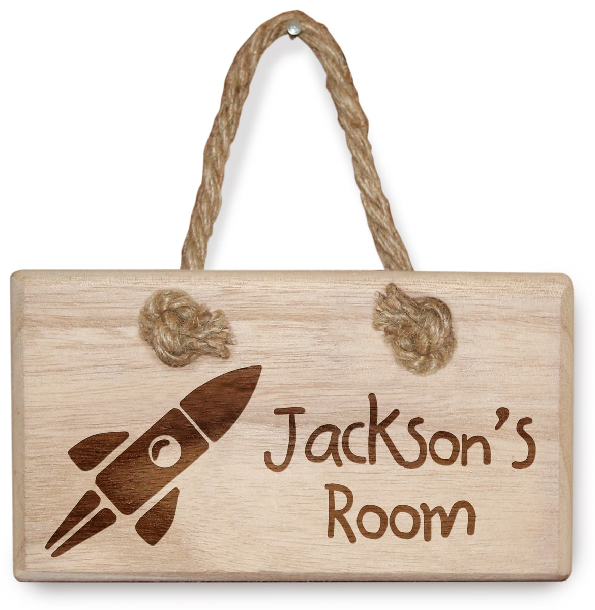 Buy Your Personalised Wooden Kids Door Sign From Go Find A