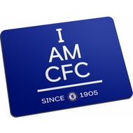 Personalised Chelsea FC I Am Mouse Mat