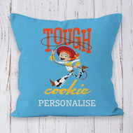 Personalised Toy Story 4 Tough Cookie Cushion - 45x45cm