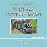 Personalised Thomas The Tank Engine Childrens Story Book