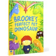 Personalised Perfect Pet Dinosaur Childrens Story Book