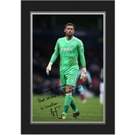 Personalised West Bromwich Albion FC Foster Autograph Photo Folder
