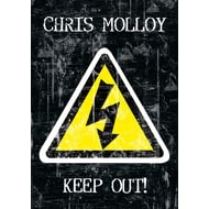 Personalised High Voltage Notebook