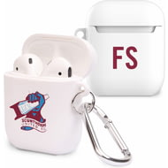 Personalised Scunthorpe United FC Initials Airpod Case