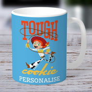 Personalised Toy Story 4 Tough Cookie Ceramic Mug