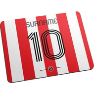 Personalised Sheffield United FC Retro Shirt Mouse Mat