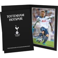 Personalised Tottenham Hotspur FC Eriksen Autograph Photo Folder