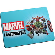 Personalised Marvel Avengers Group Mouse Mat