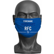 Personalised Reading FC Breathes Adult Face Mask