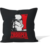 Personalised Star Wars Storm Trooper Pop Art Cushion Cushion