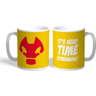 Personalised Ben 10 Heatblast Hero Tme Mug