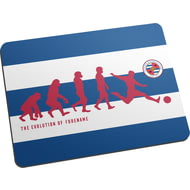 Personalised Reading FC Evolution Mouse Mat
