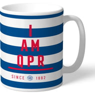 Personalised Queens Park Rangers FC I Am Mug