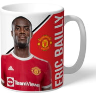 Personalised Manchester United FC Bailly Autograph Mug