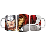 Personalised Marvel Avengers Assemble Thor Mug