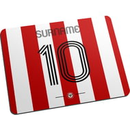 Personalised Brentford Retro Shirt Mouse Mat
