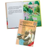 Personalised Rapunzel Classic Ladybird Story Book